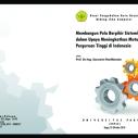 Book cover: Professor Soewarto Hardhienata Oration, UNPAK