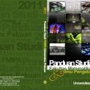 Book cover: Panduan Studi FMIPA UNPAK